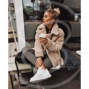 CATHY Softest Fur Jacket